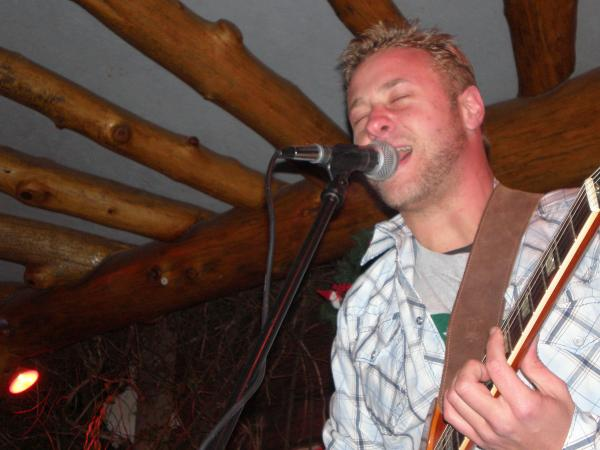 Spafford Guitarist